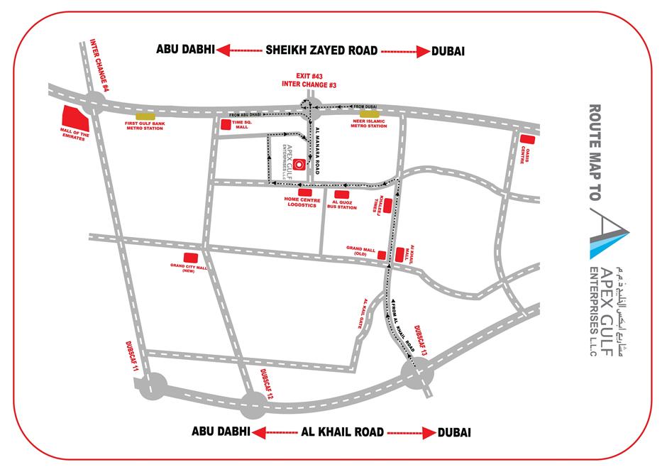 loc map dubai
