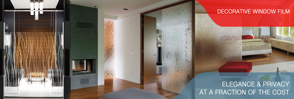 Residental Decorative Window Film