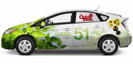 Vehicle Graphics  Branding Companies In Dubai Car Stickers - Graphics for a car